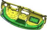 Zelf-ontworpen Ultrasone Lasser voor AutomobielPlastiek
