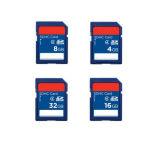8GB 16GB 32GB 64GB 128GB 256GB SDのカードのカメラTFのカードのカリホルニウムSD TFのカード