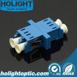 Type van Voetafdruk van Sc Sm van de adapter LC aan LC het Duplex Blauwe