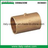 Capezzolo personalizzato del bronzo di qualità/capezzolo ottone rosso (AV-QT-1002)