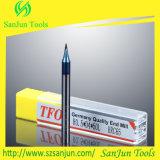 Molen van het Eind van de Hulpmiddelen van het Carbide van de Hulpmiddelen van het carbide de Scherpe
