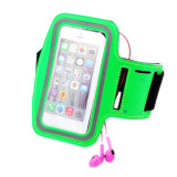 Ejecución de jogging Neoprene estirar Soft Armband Phone Case