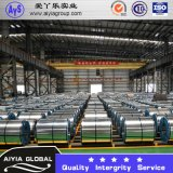 Bobina de aço galvanizada (SGCC, DX51D, S220GD, Q195)