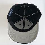 Fabricante de los casquillos y de los sombreros del Snapback 3D del bordado de los paneles de la aduana 5