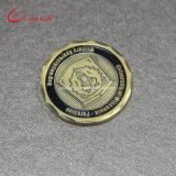Оптовая золотая монетка эмали (LM1069)