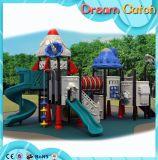 高品質の幼稚園の子供の屋外の遊園地