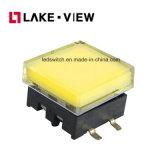 Nuovo progettare l'audio interruttore per il cliente elettrico di tatto di colori LED del video di stampa