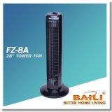 Baili 28インチ電気プラスチックタワーのファン