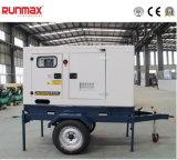 Трейлер & передвижной генератор 10kVA~500kVA RM40t2