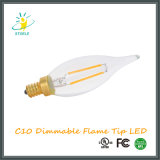 Stoele C30 4W Chandelier LED Filament String Light Bulb
