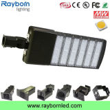 Luz de rua quente do diodo emissor de luz das vendas 80W 100W 120W 150W 200W 300W com os 10 suportes da instalação dos tipos