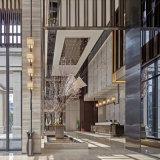 Nouvelle lampe à pendentif design Crystal Luxury Project avec hall