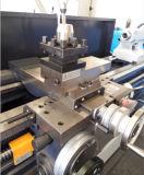 Máquina de torno de metal com precisão Cq6280 com ce aprovado