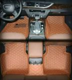 2009--13 5D le tapis de voiture pour Toyota Reiz