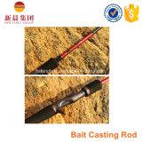 Pezzo fuso di esca di pesca della barca della canna da pesca della fibra del carbonio Rod