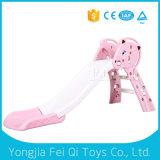 Jouet en plastique de cour de jeu de gosse de glissière en plastique d'intérieur de jouet pour des gosses