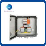 9 cadre solaire de combinateur de C.C 1000V SPD picovolte d'entrée de chaînes de caractères
