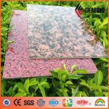 Панель внешней стены Ideabond PVDF каменная Exture алюминиевая составная