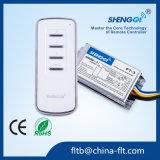 Personalizado FT-3 RF 3 canales de control remoto para lámpara de ventilador