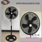 Universal Ventilador de soporte eléctrico de 16 pulgadas - ventilador plástico