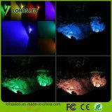 屋外LEDの洪水ライトを変更する中国の製造者LEDのフラッドライト85-265V IP65 10W 20W 30W 50W 100W 150Wリモート・コントロールRGBのカラー