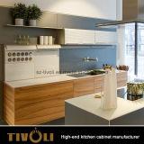 Мебель кухни Premade изготовленный на заказ (AP097)