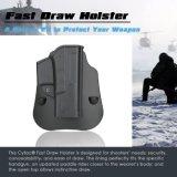 Beretta 92 Fast Draw Gun Holster Direita Black