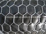 Reticolato esagonale del coniglio del collegare con l'acciaio a basso tenore di carbonio
