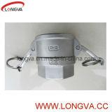 Accoppiamento di tubo flessibile di alluminio del Camlock