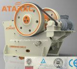 Hohe Leistungsfähigkeits-Kiefer-Zerkleinerungsmaschine für Gesamtheit (JC125)
