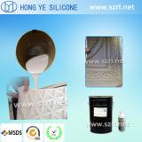 Borracha de silicone líquida para o media da carcaça e gipsita Large-Sized, produtos da resina