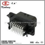 De la cabecera impermeable masculina de los 33 conector automotor ECUs de la motocicleta del Pin