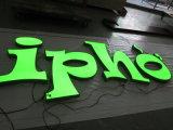 장비 상점 이름 아크릴 채널 편지 표시를 광고하는 최신 인기 상품