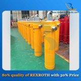 3 de Hydraulische Cilinder van het stadium voor de Aanhangwagen van de Stortplaats van de Plooi van de Stortplaats