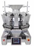 Роторная машина упаковки с Weigher Multihead 10 головок