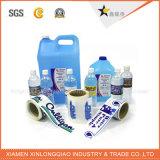 Papel Kraft Paquete Impreso etiqueta autoadhesiva ambiental impresión de etiqueta