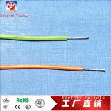 fio elétrico do aquecimento da isolação da borracha de silicone de 150deg c (UL3129 /UL3219/UL3223)