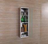 Gabinete de armazenamento de sala de estar de aço inoxidável de alta qualidade 7029