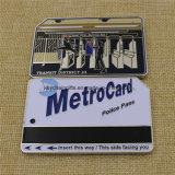 Heißer Verkauf wir Nypd Metro-Karten-Münze mit weichem Decklack