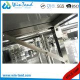 Tableau de travail compressible de tube de grand dos d'acier inoxydable avec la patte réglable de hauteur pour le transport