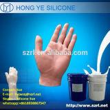 Flüssiger Silikon-Gummi für die Herstellung von Prothesis