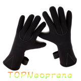 Neoprene Wetsuits Premium Rubber Five Finger Gloves