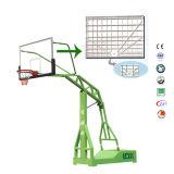 Äußere bewegliche Stahlunterseite mit ausgeglichenes Glas-Basketball-Standplatz