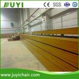 Cubierta del blanqueador de madera Banco del blanqueador Bleacher retráctil para todos los eventos Jy-705