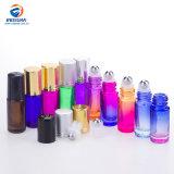 Capacidade personalizados no rolo de garrafas para óleos essenciais