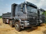 M3000 덤프 트럭 300HP 팁 주는 사람 Cummins 트럭