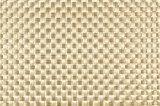 Goldenes 8X8 Kurbelgehäuse-Belüftung gesponnenes Placemat für Tischplatte