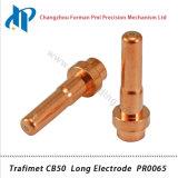 Trafimet CB50 плазменных сварочной горелкой материалы долго электрод Pr0065
