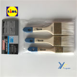 Комплект конца Fy голубой щетки краски Powerfix Lidl
