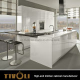 Gli armadi da cucina superiori di lusso della lacca progettano dai fornitori Tivo-0079h della cucina